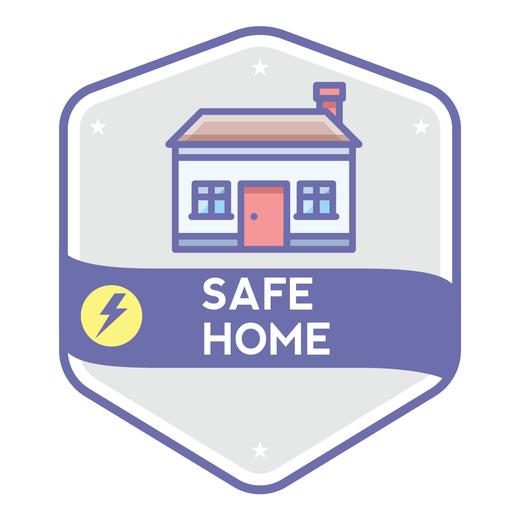 Safe home 4x 7