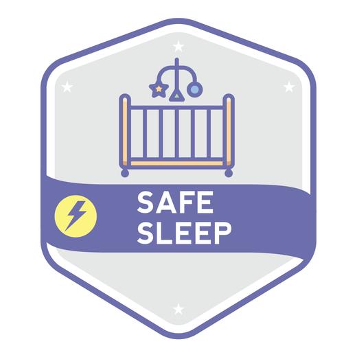 Safe sleep 4x 7