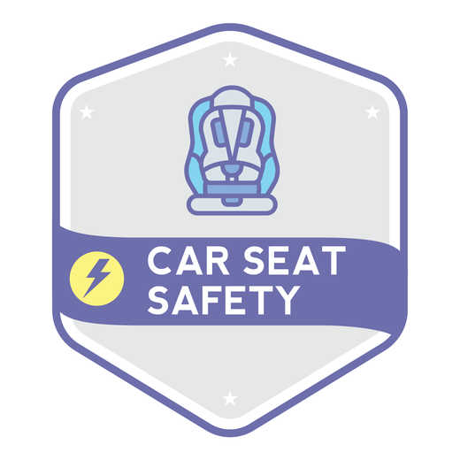 Car seat safety 4x 7